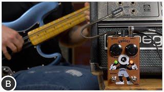 StoneDeaf Q Boost [Bass Demo]