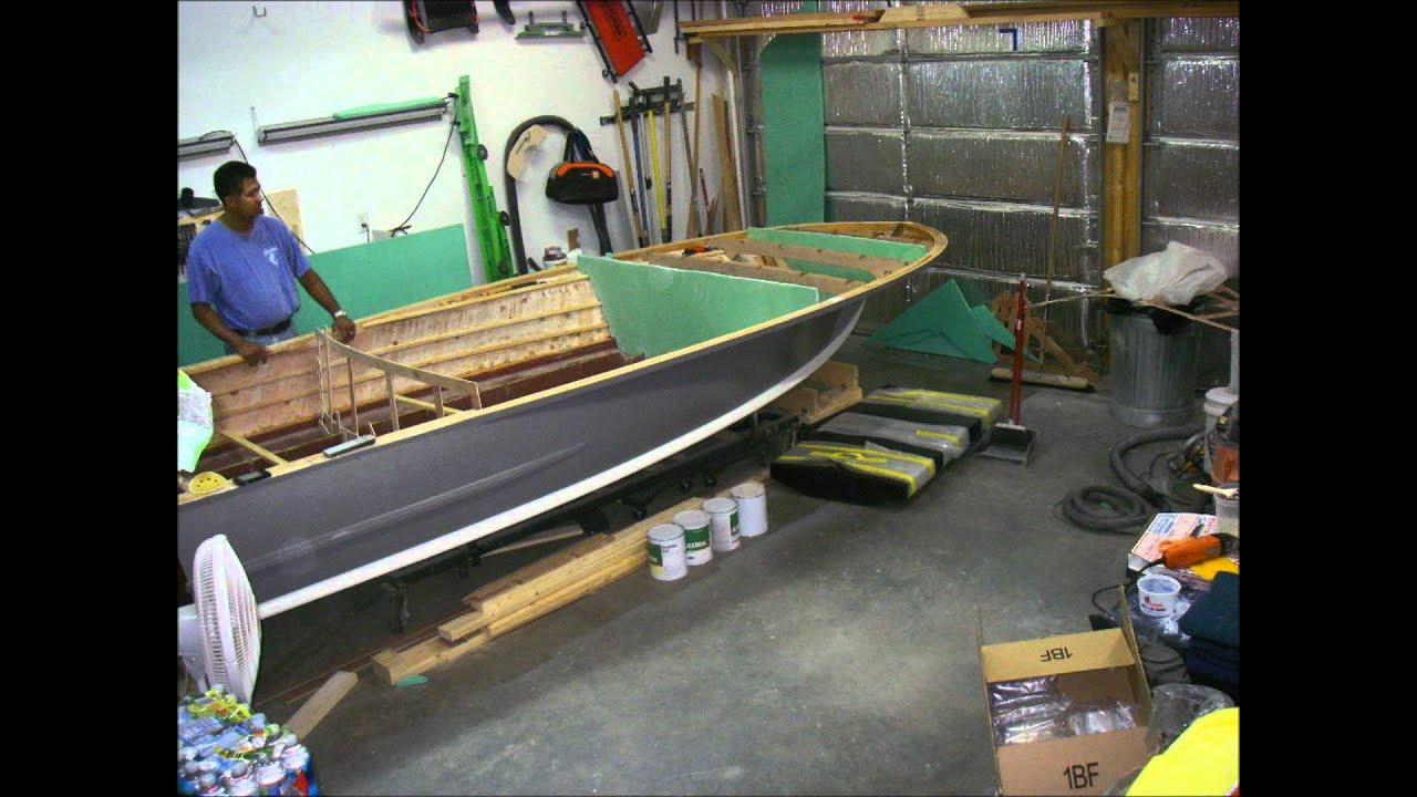 Flats Boat Build part 24