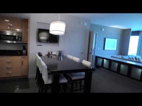 Elara Hilton Grand Vacations Las Vegas 2 Bedroom Suite 4k