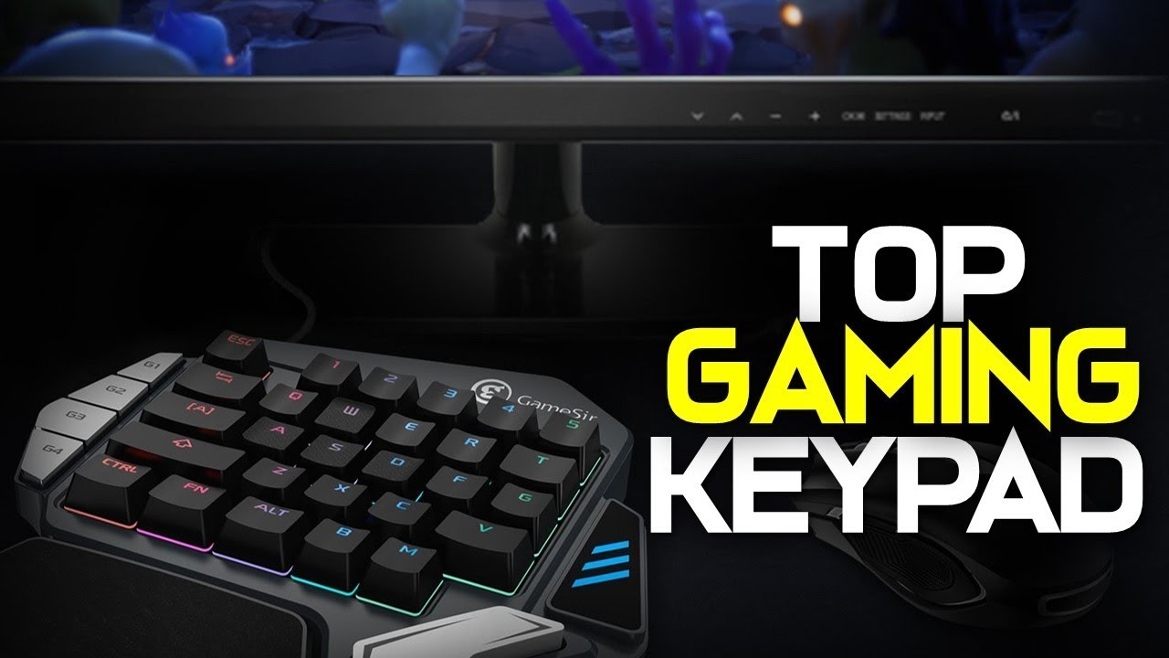 49afd353324 10 Best Gaming Keypads 2019 - YouTube