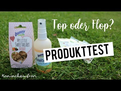 Top oder Flop? - Produkttest (Kooperation mit Bunny-Nature) ❤🌿 | Kaninchenstar