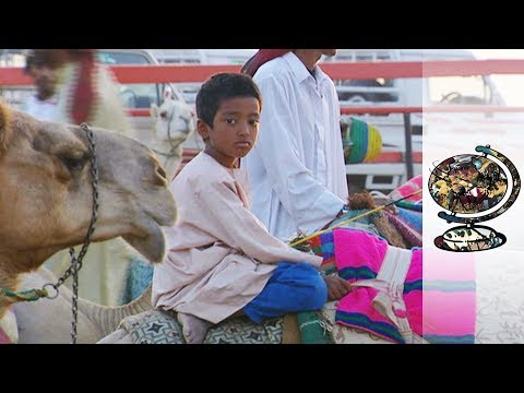 Child Trafficking To Support UAE's Camel Racing Pastime (2003)