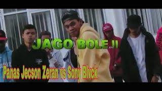Gambar cover JAGO BOLE II JECSON ZERAN DISS SONY BLVCK