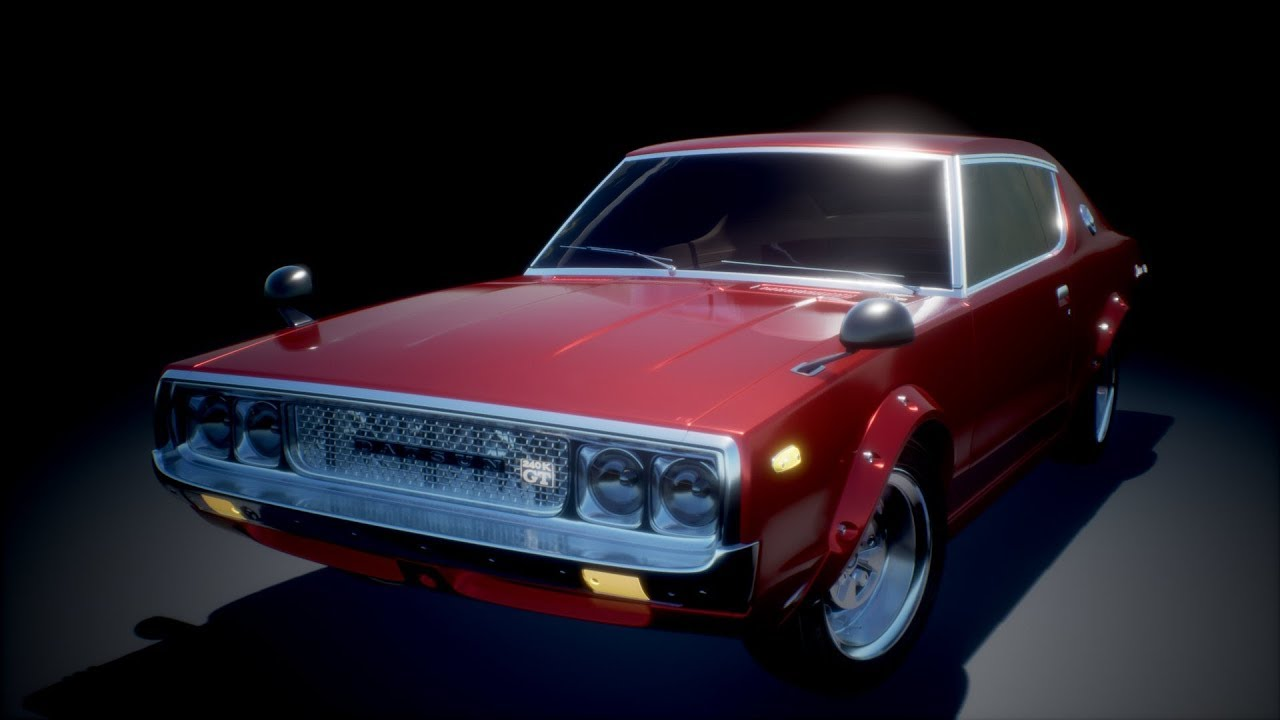 ArtStation - Amazing VR/PC Car Viewer - Unreal Engine 4