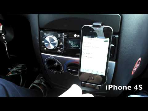 LG MAX-620BO Car Audio for iPod & iPhone - review