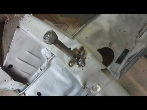 MOPAR K member bolt repair - Chrysler, Dodge, Plymouth