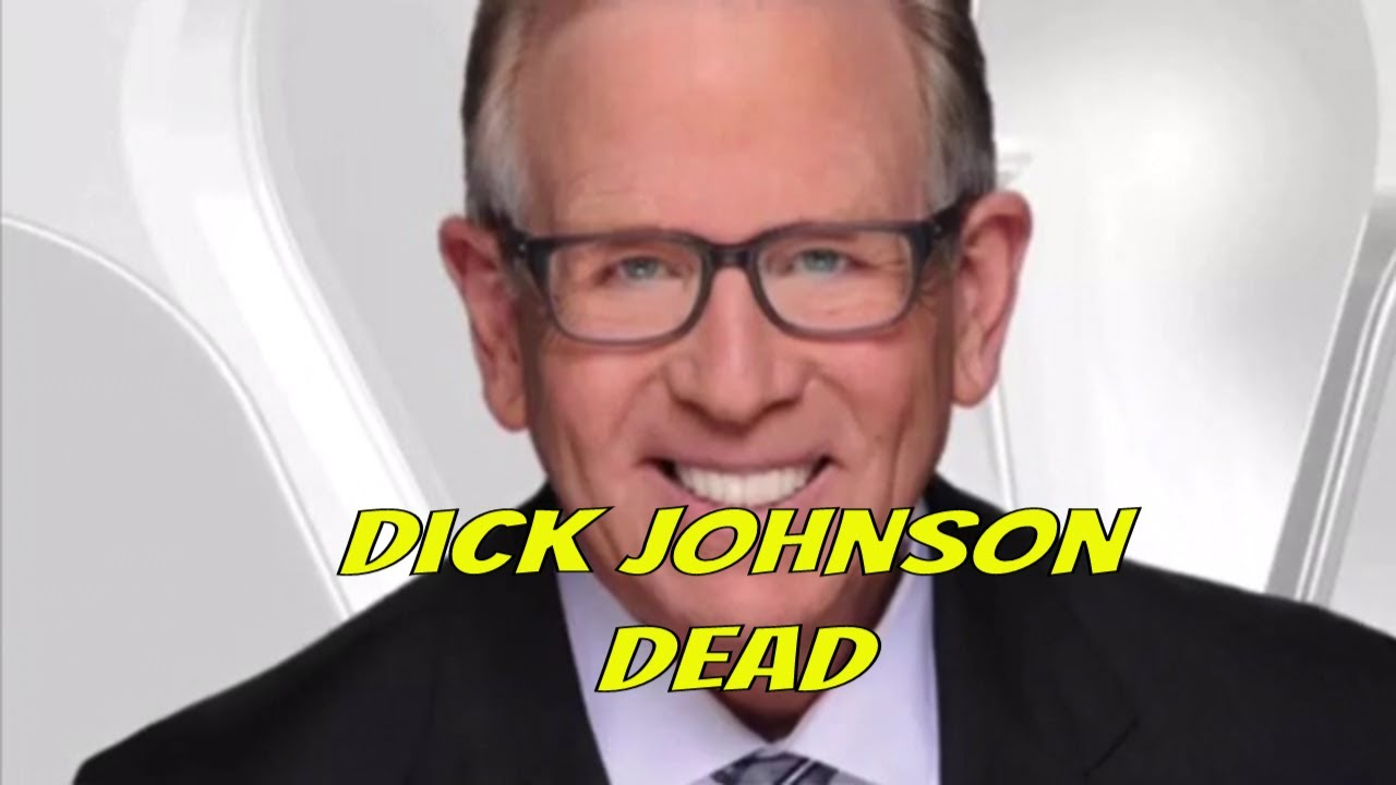 Dick Johnson dead: longtime Chicago TV news anchor at NBC 5 ...