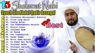 Download lagu 15 Sholawat Nabi Merdu Dan Sejuk Di Hati - Habib Syech Bin Abdul Qadir Assegaf
