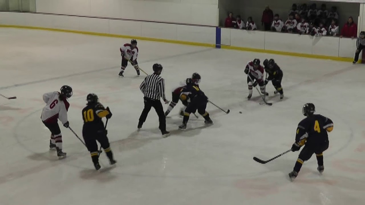 Beekmantown - Albany Girls Hockey 2-1-13