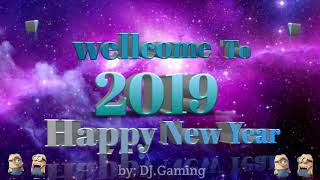 Happy new year wellcome to 2019