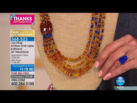 HSN | Mine Finds By Jay King Jewelry 11.25.2017 - 08 PM