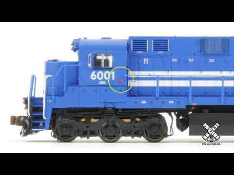 Production N Scale  GE C39-8 by ScaleTrains.com