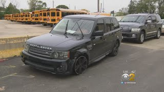 Car Thieves Targeting Suburbs