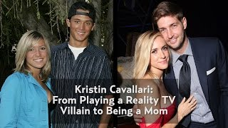 Kristin Cavallari on Laguna Beach: Producers Would Text Us What to Say Plus, She Gives Mom Tips!
