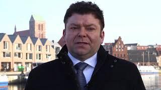 AfD News 2018: Angelo Tewes für Wismar