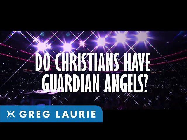 Everything About Angels (With Greg Laurie)