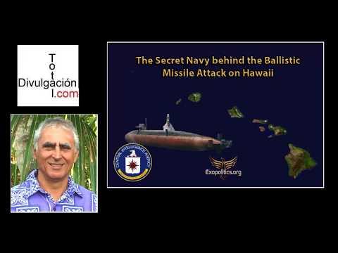¿La Marina Secreta detrás del Ataque con Misil Balístico a Hawai?