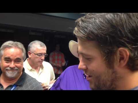 Clayton Kershaw postgame interview