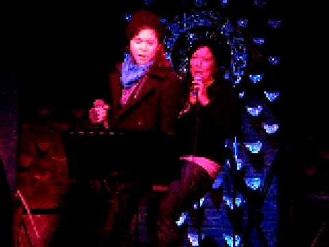 Quan & Elspeth - Beijing Karaoke