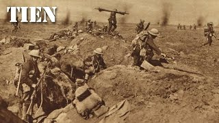 10 Onbegrijpelijke feiten over de eerste wereldoorlog! - TIEN