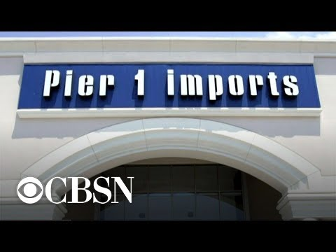 Pier 1 Imports closing up to 450 stores including in Maine
