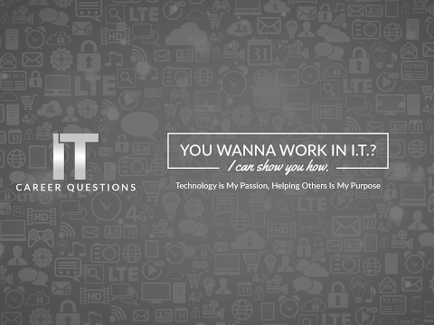 You Need to Know EVERYTHING to Work in I.T. - Then AMA