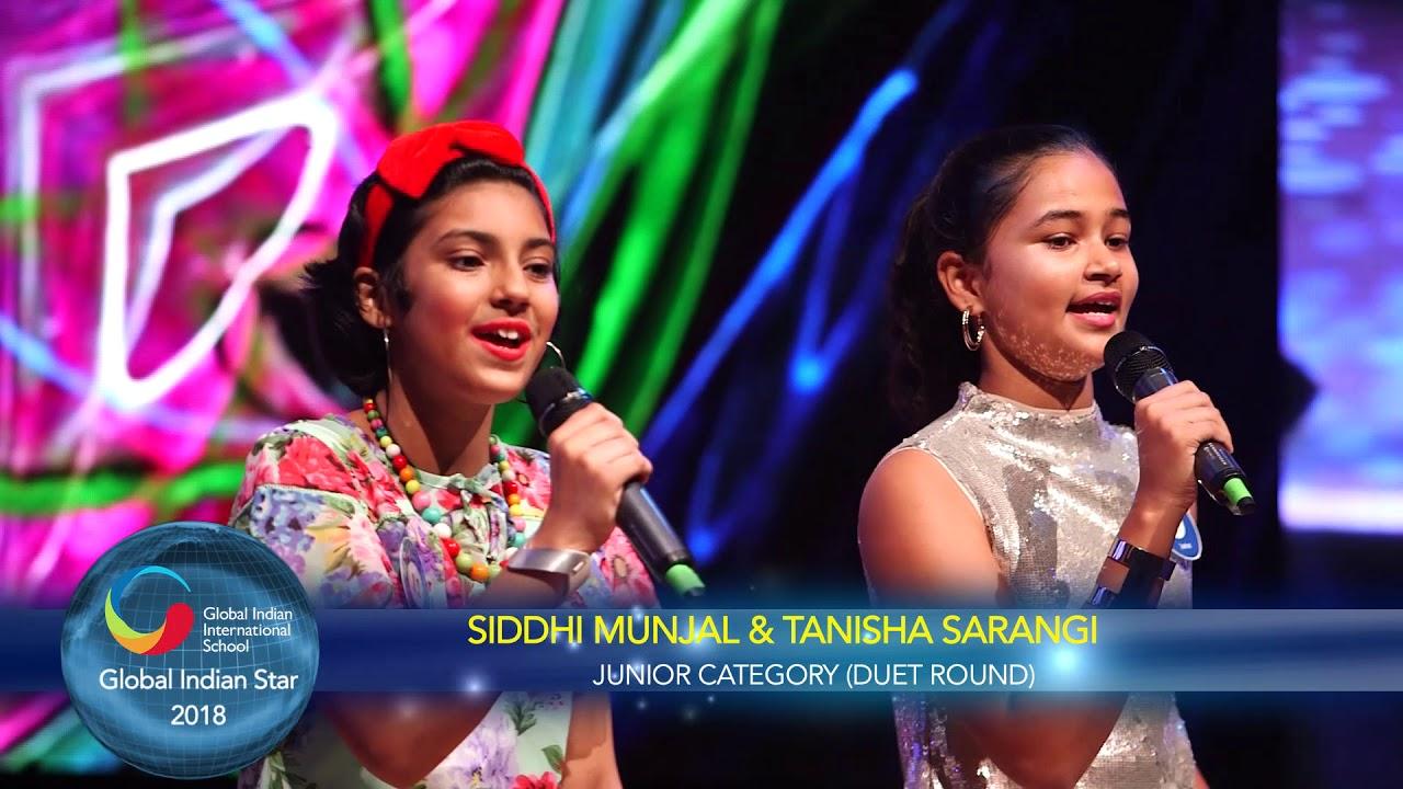 Global Indian Stars 2018