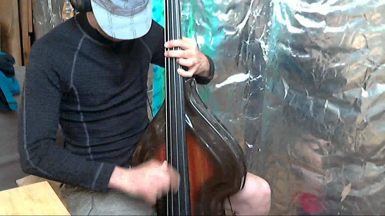 La Salsa Dura - Spanish Harlem Orchestra (2010) - Ampeg Baby Bass BB4