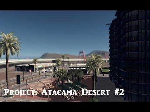 Project: Atacama Desert #2