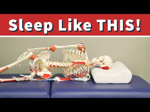 Sleep Like This!? Your Shoulder Pain Will NEVER Go Away!