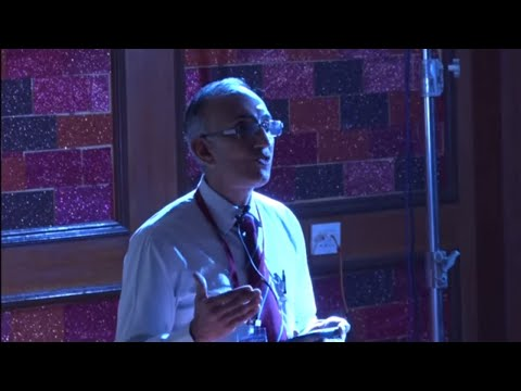 Learning to teach Medicine | Air Commodore V K Sashindran | TEDxDPUPune