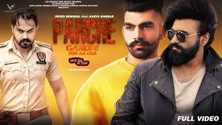 Parche : Official Video | Inder Beniwal | Aarya Babbar | Veer Sahu | Neha Malik | New Punjabi Songs