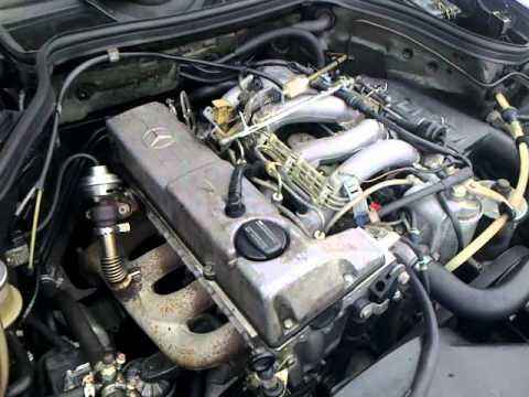 diagram of 1992 mercedes 500sl engine mercedes w124 200d, 1990.mp4 - youtube