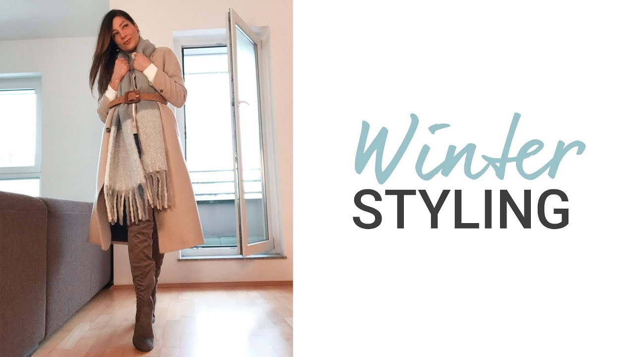 How to Stay Warm AND Stylish in Winter | natashagibson