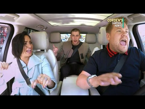 The Secret Formula Behind James Corden's Carpool Karaoke