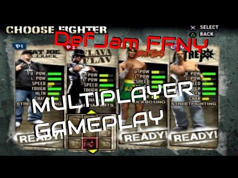 Def Jam FFNY - Multiplayer - 6.10.13