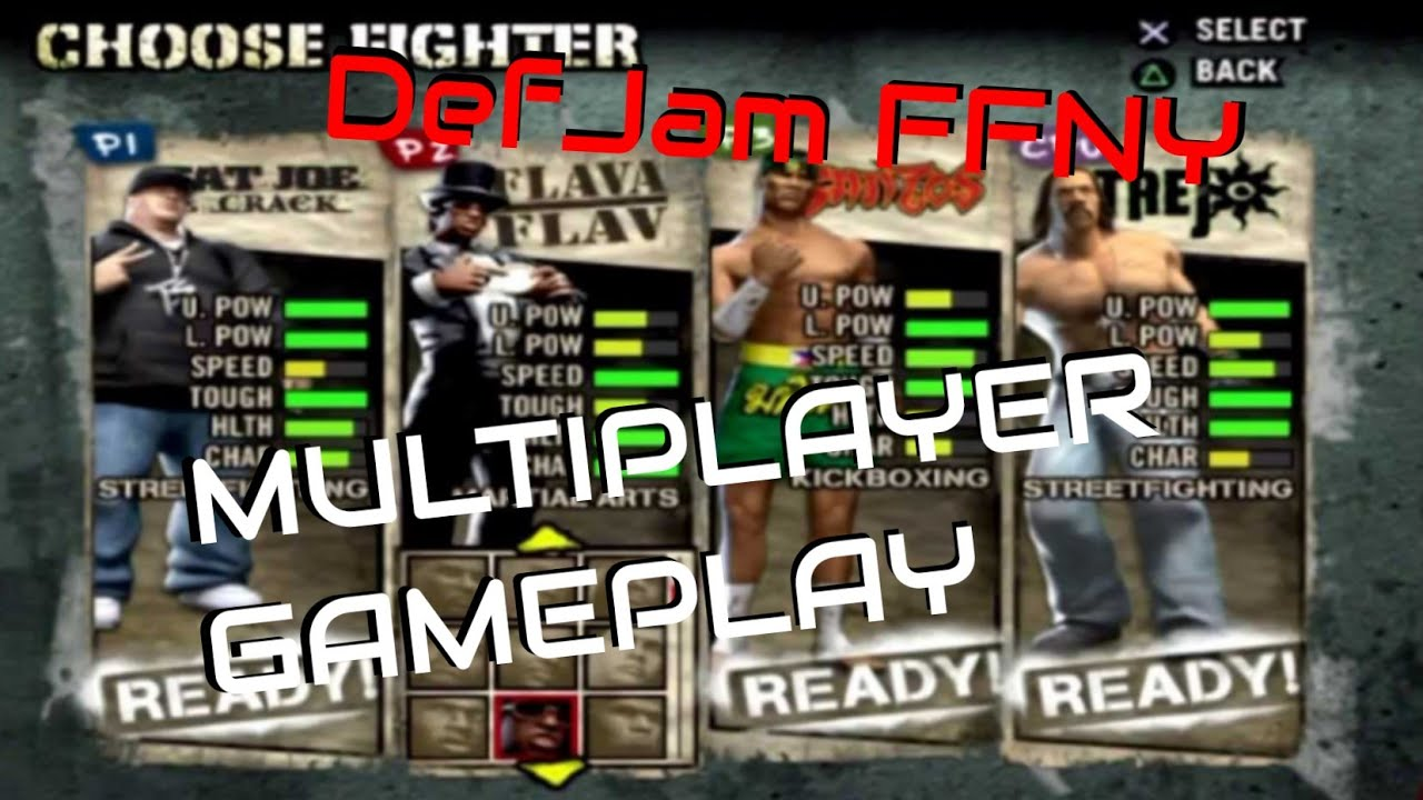 download def jam fight for ny pc