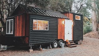 Young Couple's Lovely Diy Tiny House