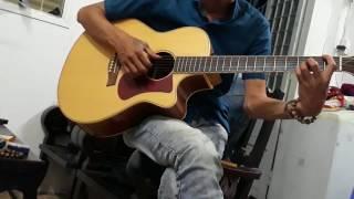 Đâu Chỉ Riêng Em Mỹ Tâm Guitar Cuong Vu Cover
