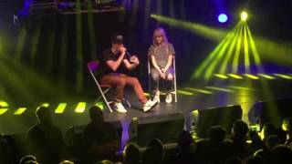 Logic - Innermission (feat. Lucy Rose) (LIVE) London Koko Camden 23/08/2016