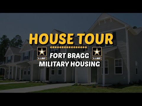 UNFURNISHED HOUSE TOUR {Army Family Living In Fort Bragg, North Carolina}
