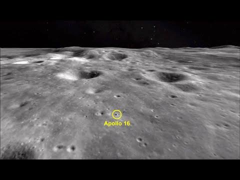Apollo 16 LMP Charlie Duke:  Back to Descartes at the Hayden Planetarium