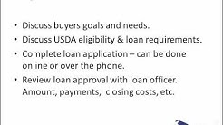 100% USDA Rural Housing Loan Approval, Mortgage Application Process Florida