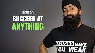 4 Keys To Becoming Successful