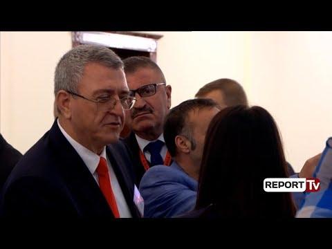 Report TV - Zgjedhjet, Armando Duka rizgjidhet presidenti i ri i FSHF