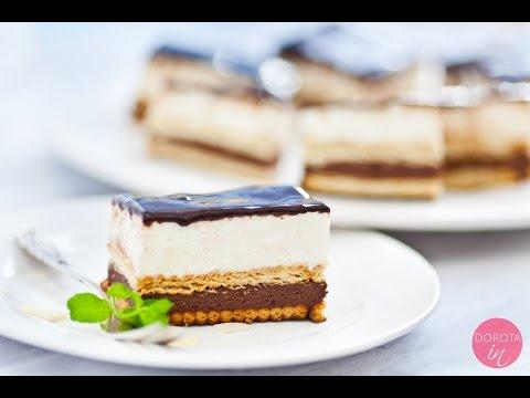 No bake 3bit cake | DOROTA.iN