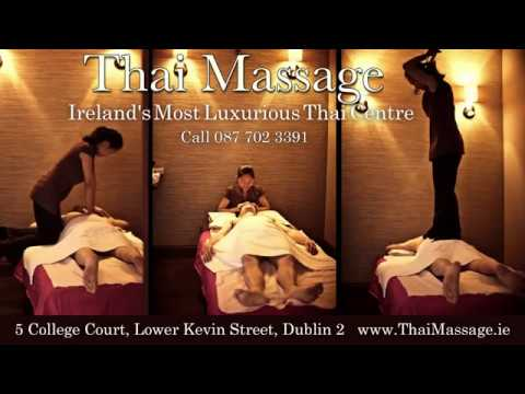 Dublin's Most Luxurious Thai Massage Centre