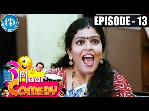 COMEDY THEENMAAR - Telugu Best Comedy Scenes - Episode 13