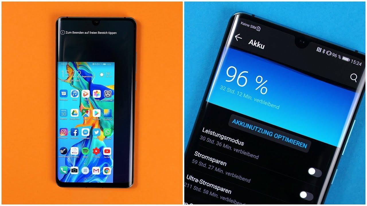 Huawei Apps Schließen