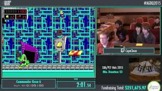 Awesome Games Done Quick 2015 - Part 64 - Commander Keen 6 by CapnClever